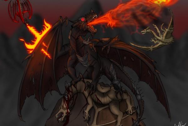 Stormkrag - Dragon